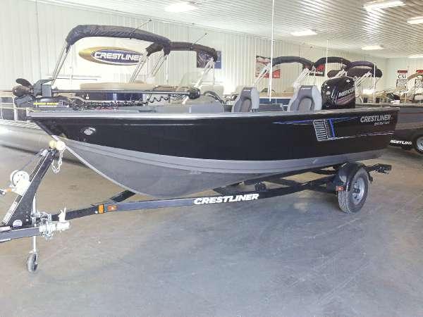 2016 Crestliner 1650 Fish Hawk SC