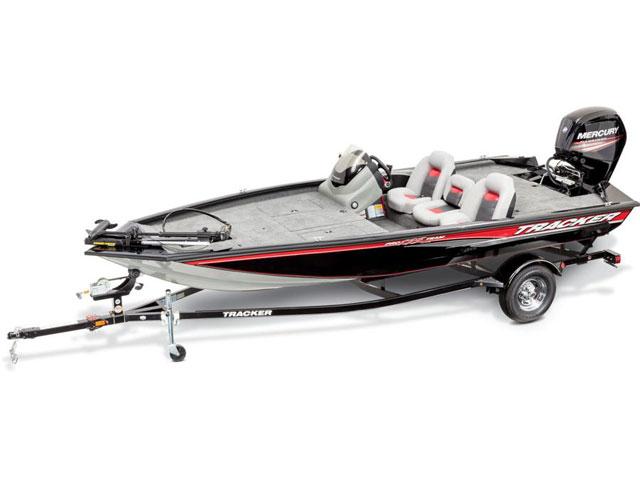 2016 TRACKER BOATS Bass/Panfish Mod V Pro Team 175 TXW