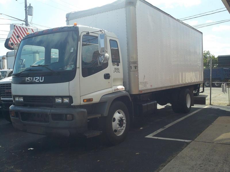 isuzu ftr gmc t7500 box truck 24ft or 26ft available cars for sale rh smartmotorguide com 2017 Isuzu FTR Isuzu NRR