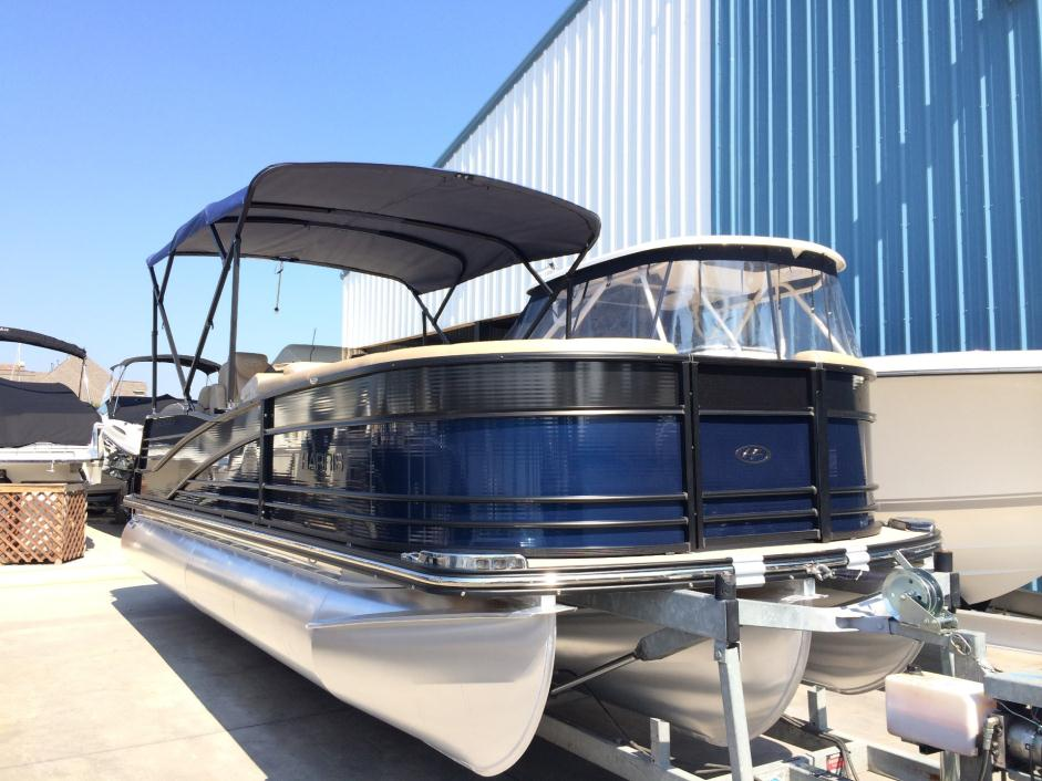 2015 Harris Grand Mariner SL 230