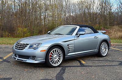 Chrysler Crossfire Srt 6 Cars for sale
