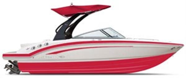 2015 Chaparral 226 SSi WT Wakeboard Tower