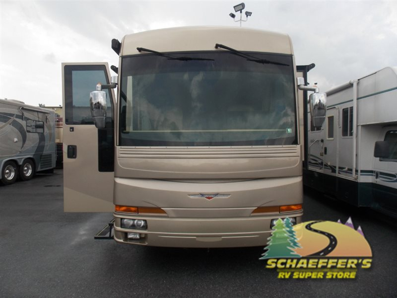 2016 American Coach American Tradition 45T