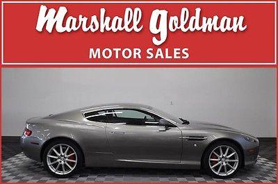 Aston Martin : DB9 Base Coupe 2-Door 2009 aston martin db 9 tungsten silver black 2 2 seating 4400 miles