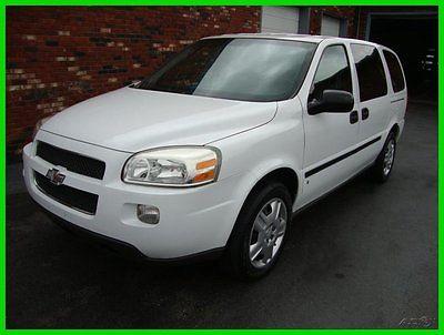Chevrolet : Uplander LS 2008 ls used 3.9 l v 6 12 v automatic fwd pickup truck onstar