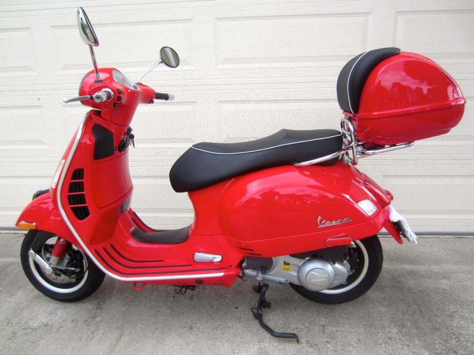 vespa gts 300 motorcycles for sale. Black Bedroom Furniture Sets. Home Design Ideas