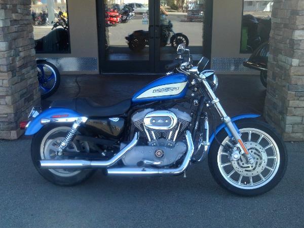 2004 harley davidson sportster 1200 roadster motorcycles for sale. Black Bedroom Furniture Sets. Home Design Ideas