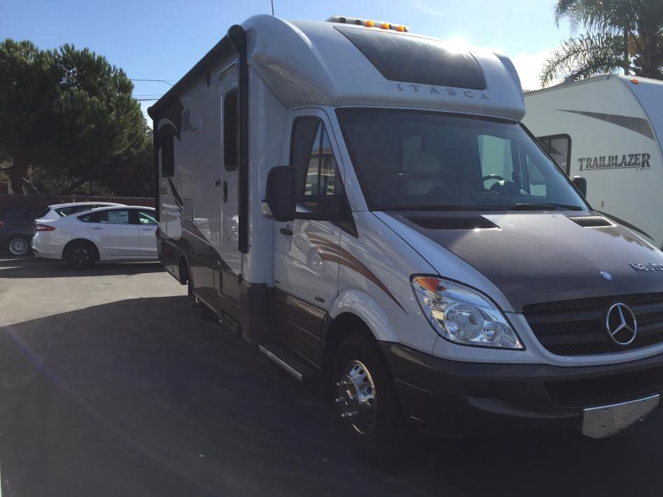 2014 Itasca Navion 24v Rvs For Sale