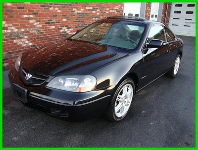 Acura : CL 3.2 Type S Automatic 2003 3.2 type s automatic used 3.2 l v 6 24 v automatic fwd coupe premium