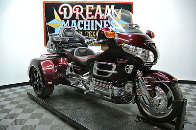Honda : Gold Wing 2007 GL1800 Gold Wing Roadsmith Trike *Mgr Special 2007 honda gold wing gl 1800 pm 7 roadsmith trike manager s special we finance