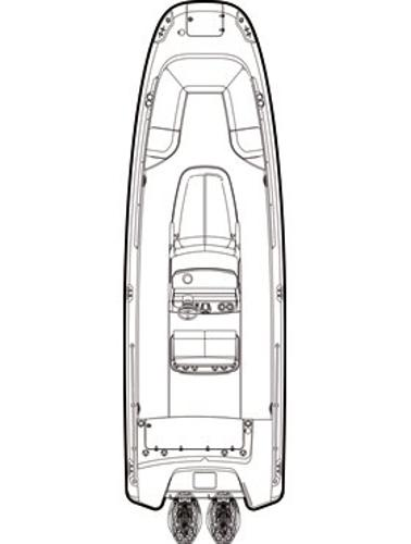 2014 Boston Whaler 27 DAUNTLESS