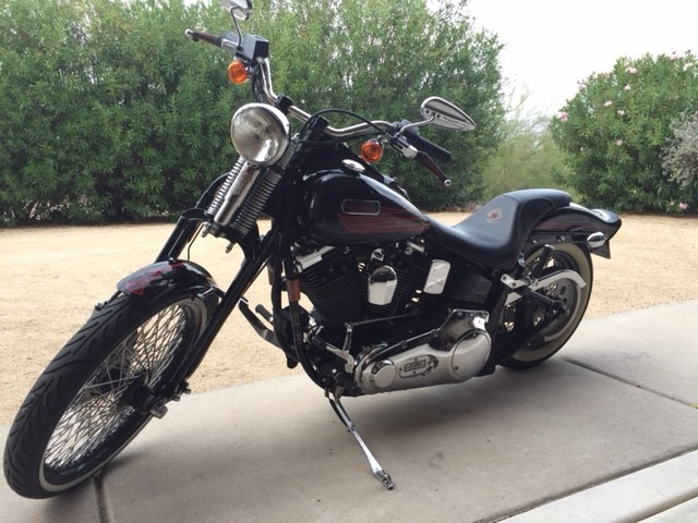 1995 Harley Bad Boy Motorcycles For Sale