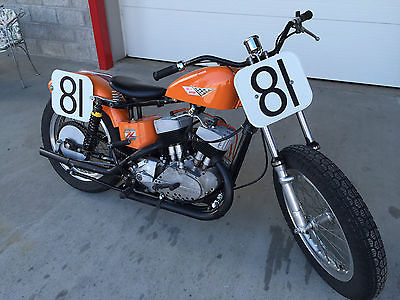 Harley-Davidson : Other 1957 harley davidson kr 750 race bike