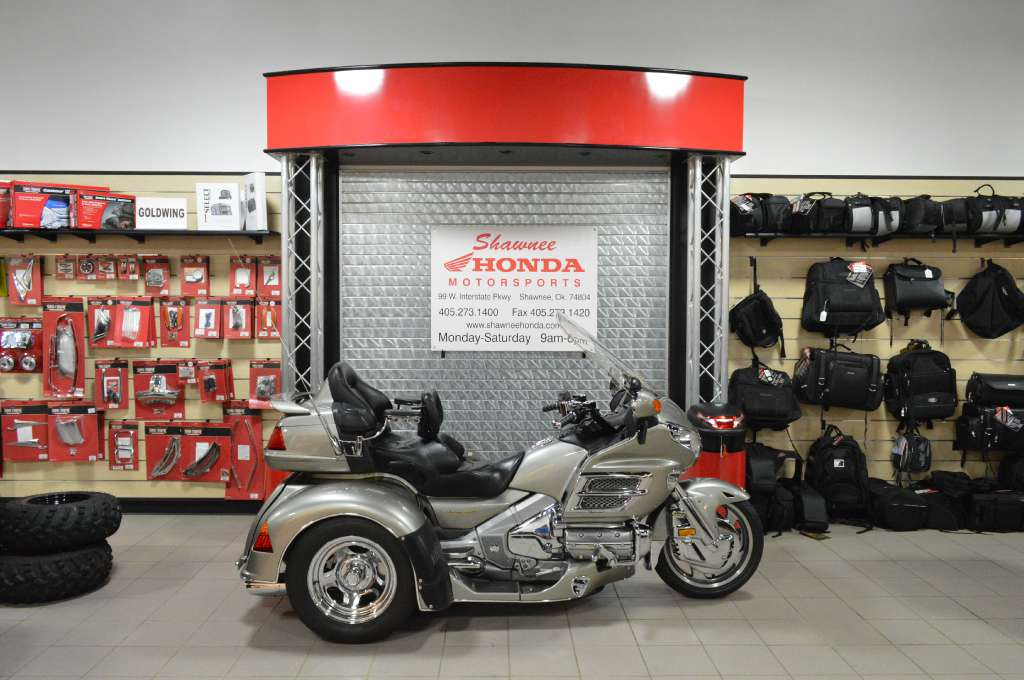 2002 Honda Gold Wing Motorcycles For Sale In Shawnee Oklahoma