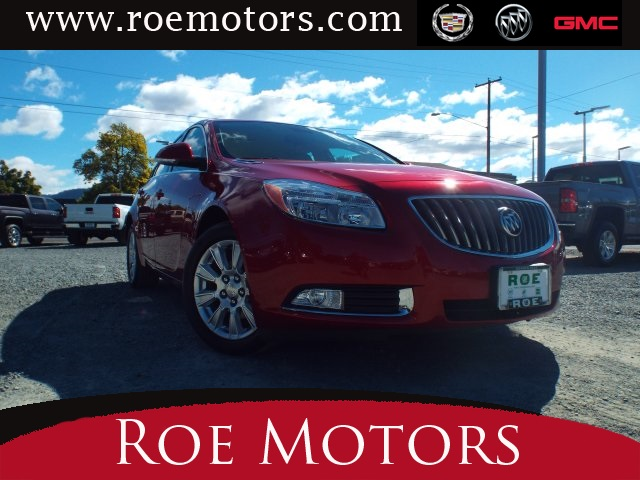 2013 Buick Regal Base Grants Pass, OR