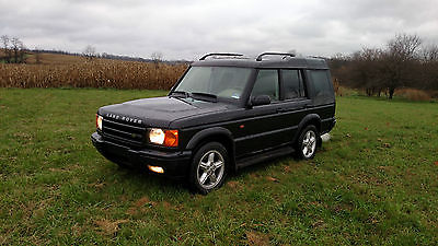 Land Rover : Discovery Series II Sport Utility 4-Door 200 land rover discovery series 2