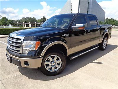 Ford : F-150 4WD SuperCab 145