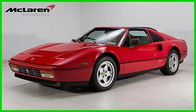 Ferrari : 328 GTS 1986 gts used convertible