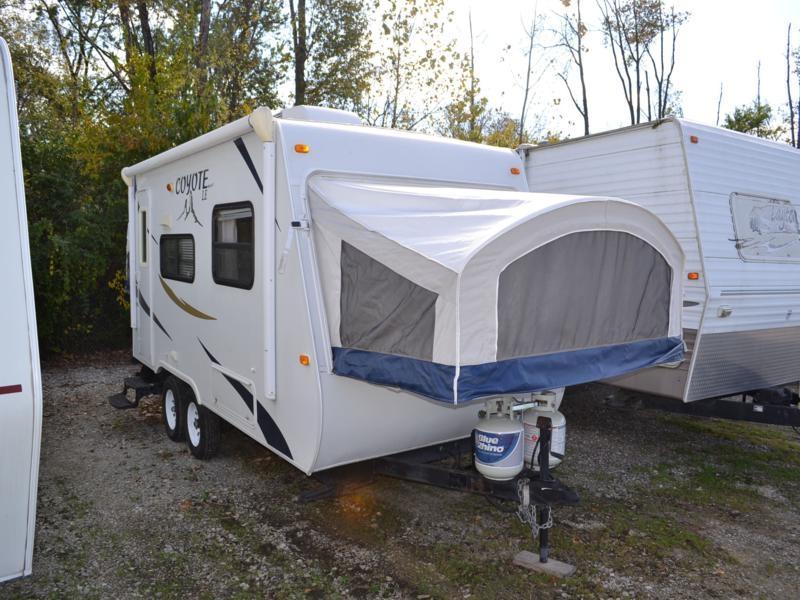 Coyote Tent Trailer Amp Sc 1 St Plan It Rentals