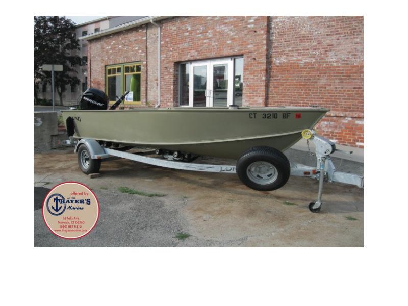 Lund 1800 Alaskan Boats for sale