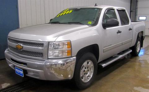 2013 Chevrolet Silverado 1500 LT Fairbanks, AK