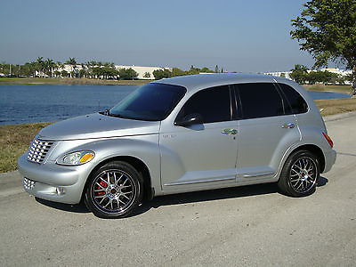 Chrysler : PT Cruiser GT 2003 pt cruiser gt turbo 5 speed manual florida car since new