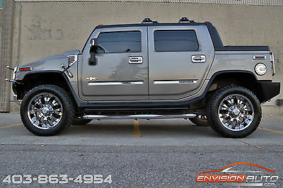 Hummer : H2 Luxury Sport Utility 4-Door 2008 h 2 hummer sut luxury package only 18 000 miles spotless history