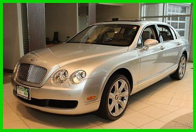 Bentley : Continental Flying Spur 4DR SDN 2006 4 dr sdn used turbo 6 l w 12 60 v automatic awd premium