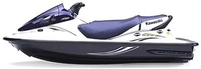 2003  Kawasaki  STX-12F