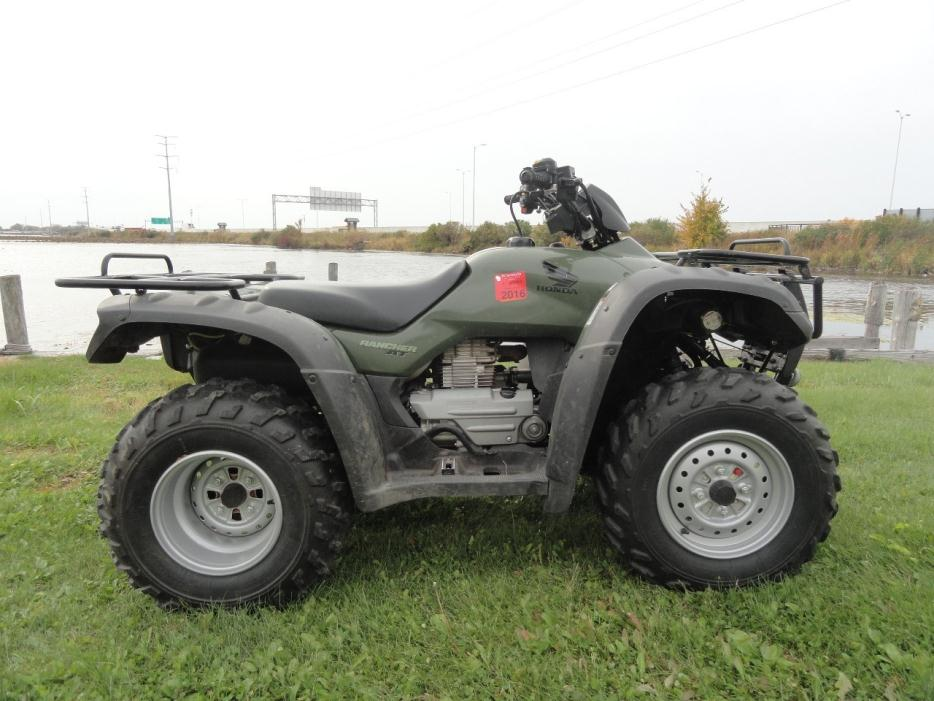 Honda fourtrax rancher 4x4 motorcycles for sale in wisconsin for Honda 420 rancher for sale