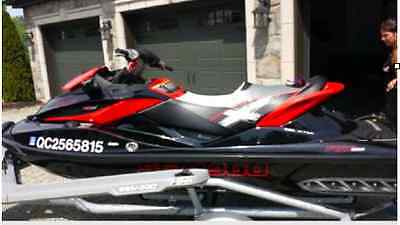 Sea doo BOMBARDIER 260 RXT Super Charge 2010