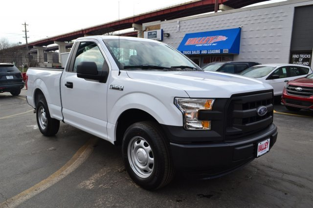 2016 Ford F150 Contractor Truck