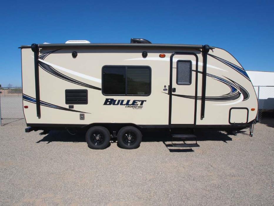 Keystone Rv Bullet Crossfire 2070bh Rvs For Sale
