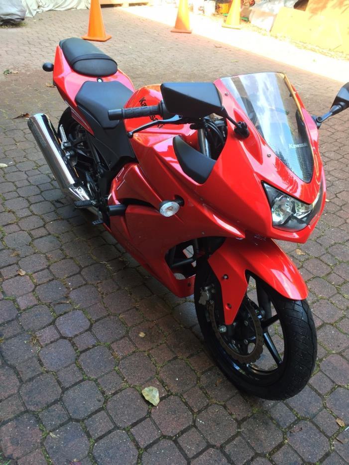 Bridgestone Near Me >> 2008 Ninja 250r Lowered Motorcycles for sale