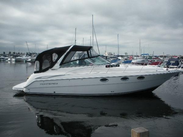 2003 Monterey 322