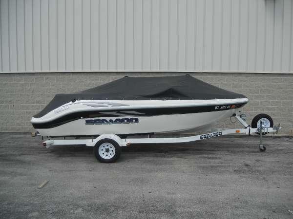 2001 Sea-Doo Challenger 1800
