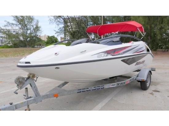 2009 Sea Doo speedster 200