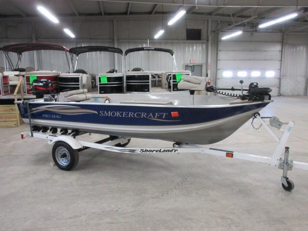 Cuda craft boats for sale for Smoker craft pro mag