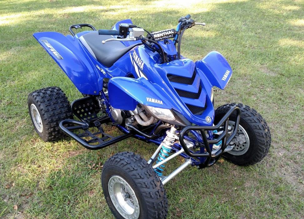 Atvs for sale in fort white florida for Yamaha raptor 50 for sale