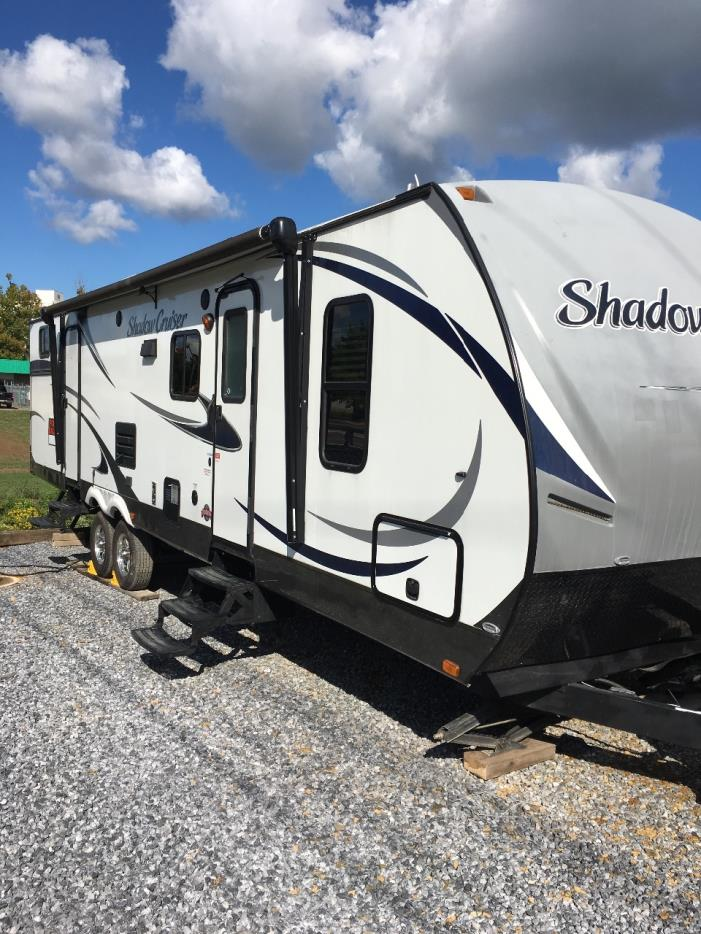 2014 Cruiser Rv Corp SHADOW CRUISER 313BHS
