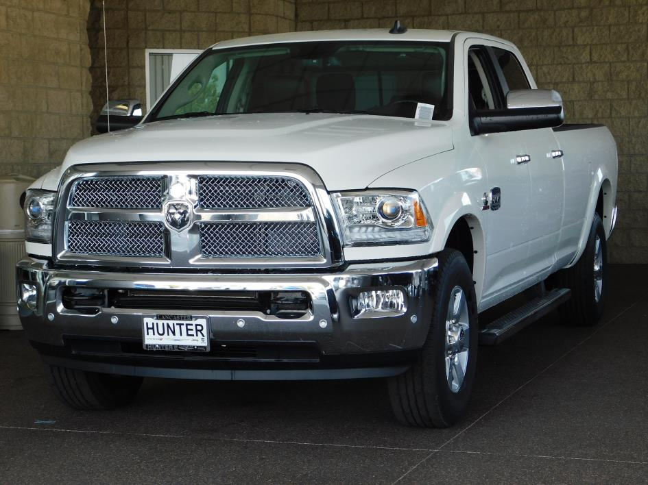 2016 Ram 2500 Longhorn  Pickup Truck