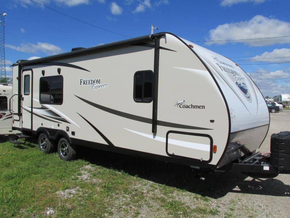 Coachmen Freedom Express 246rks Rvs For Sale In Ohio