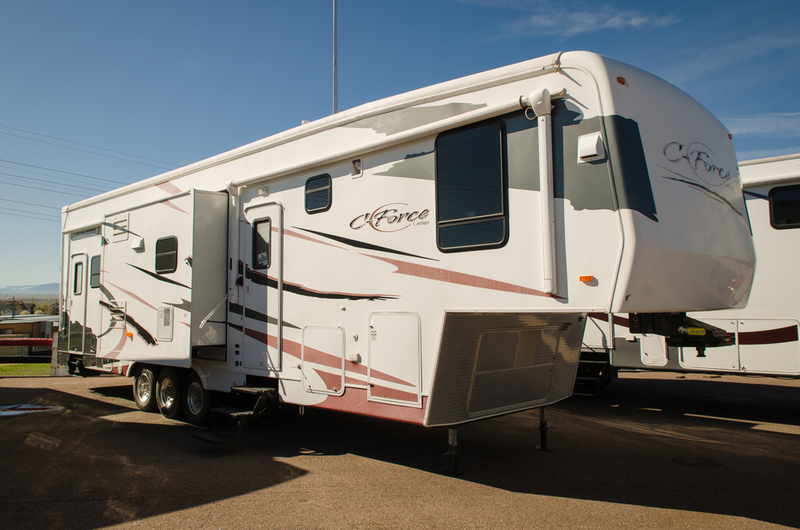 2007 Carriage C-FORCE 39SV1
