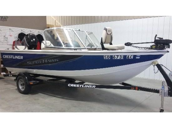 2014 Crestliner 1650 SuperHawk