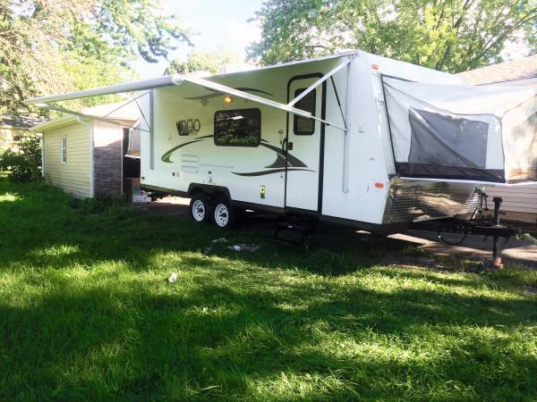 2013 Forest River ROCKWOOD ROO 23SSROO