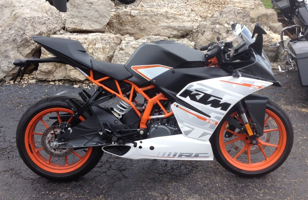 Ktm Rc390 Motorcycles For Sale In Osage Beach Missouri