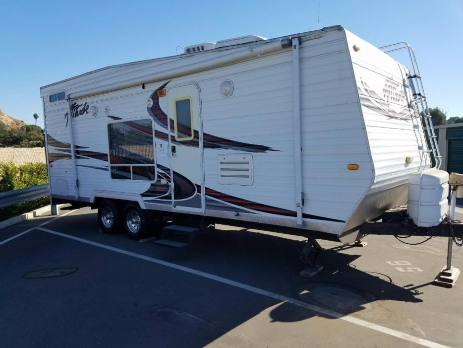 2008 Eclipse Recreational Vehicles ATTITUDE 23SAG