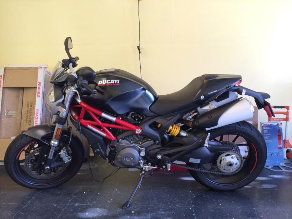 Dyna Motorcycles For Sale Austin Tx >> Ducati Monster Dark 620 Vehicles For Sale