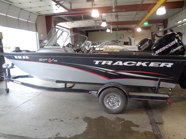 2010 Tracker Targa 18 WT