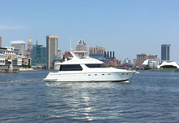 1998 Carver 530 Voyager Pilothouse